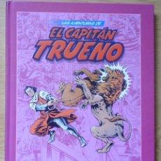 Tebeos: EL CAPITÁN TRUENO EDITORIAL PLANETA VOLUMEN Nº 4 EN PERFECTO ESTADO NUEVO. Lote 195469493