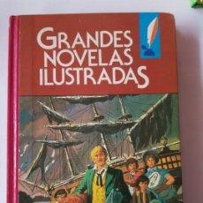 Tebeos: GRANDES NOVELAS ILUSTRADAS TOMO 2 ESTADO NORMAL MAS ARTICULOS. Lote 195486065