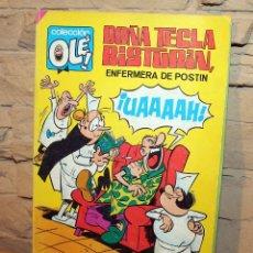 Tebeos: DOÑA TECLA BISTURIN - COLECCION OLE - 5º EDICION - AÑO 1985. Lote 195499870
