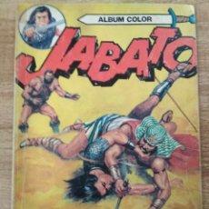 Tebeos: JABATO. ALBUM COLOR N°7. Lote 195506943