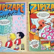 Tebeos: ZIPI Y ZAPE Y SUPER ZIPI ZAPE - BRUGUERA. Lote 195542287