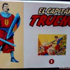 Tebeos: EL CAPITAN TRUENO. ÁLBUM (1) NOS. 01 AL 32.. Lote 195583091