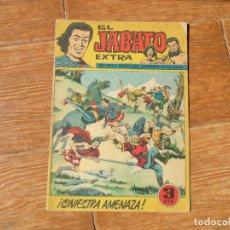 Tebeos: EL JABATO EXTRA Nº 35 EDITORIAL BRUGUERA ORIGINAL . Lote 195632012