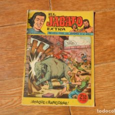 Tebeos: EL JABATO EXTRA Nº 12 EDITORIAL BRUGUERA ORIGINAL . Lote 195632163