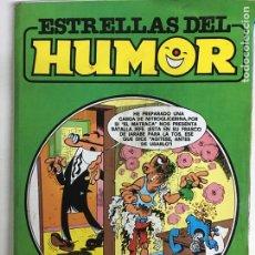 BDs: ESTRELLAS DEL HUMOR - NÚMERO 32. Lote 195633200