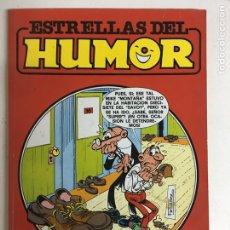 BDs: ESTRELLAS DEL HUMOR - NÚMERO 25. Lote 195633317