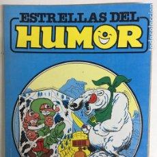 BDs: ESTRELLAS DEL HUMOR - NÚMERO 17. Lote 195634327