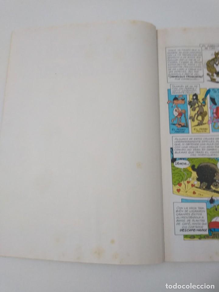 Tebeos: Mortadelo y Filemón número 35 colección Olé 1999 3 Edición Ediciones B - Foto 7 - 195649000