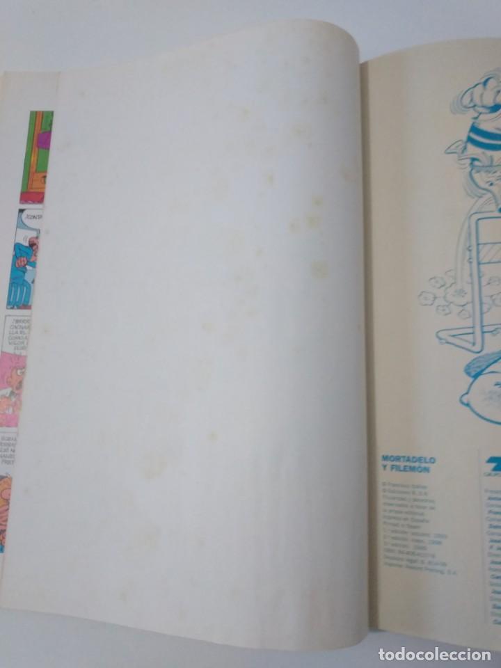 Tebeos: Mortadelo y Filemón número 35 colección Olé 1999 3 Edición Ediciones B - Foto 8 - 195649000