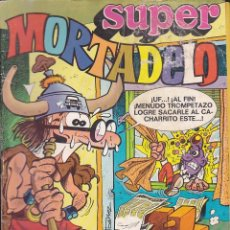 Tebeos: COMIC COLECCION SUPER MORTADELO Nº 35. Lote 195702848