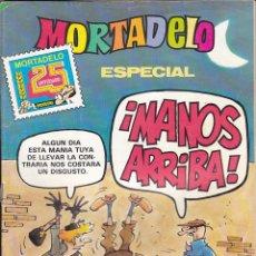 Tebeos: COMIC MORTADELO ESPECIAL Nº 163. Lote 195703020