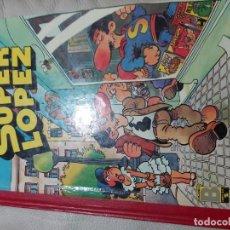 Tebeos: SUPER LOPEZ N°1 - PRIMERA EDICIÓN - AÑO 1988. SUPERLOPEZ. SUPER HUMOR. Lote 195789217