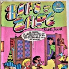 Tebeos: ZIPI Y ZAPE Nº 209 - AÑO V - EDITORIAL BRUGUERA - ESCOBAR - TAPA BLANDA. Lote 195809727