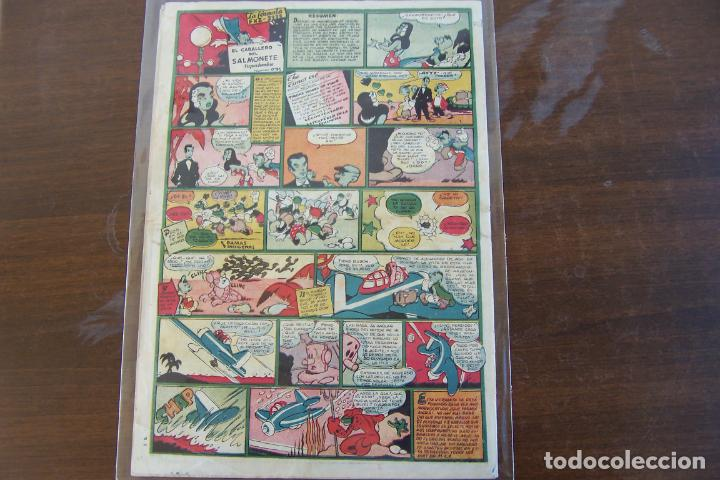 Tebeos: bruguera,-el campeón nº 1-2-3-4-5-7-8-10-11-12-13-14-15-19 y almanaque para 1949 - Foto 13 - 117987743