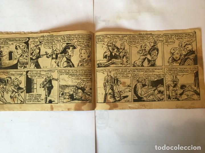 Tebeos: comic AUDAZ nº 16 ediciones hispano americana, - Foto 3 - 195865386