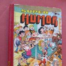 Tebeos: SUPER HUMOR - VOLUMEN XXVIII - ZIPI Y ZAPE, SACARINO ... - BRUGUERA 1982.. Lote 195968168