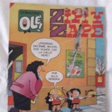Tebeos: COMIC 'OLÉ' ZIPI Y ZAPE Nº 301 PRIMERA EDICIÓN DE EDITORIAL BRUGUERA. Lote 195983835