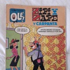 Tebeos: COMIC 'OLÉ' ZIPI Y ZAPE Nº 220 PRIMERA EDICIÓN DE EDITORIAL BRUGUERA. Lote 195984501
