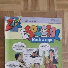 Tebeos: ZIPI Y ZAPE ESPECIAL ROCK A TOPE Nº 164. VER FOTOS ADICIONALES. Lote 196082276