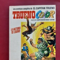 Tebeos: EL CAPITAN TRUENO COLOR ALBUM BLANCO Nº 6. Lote 196098928