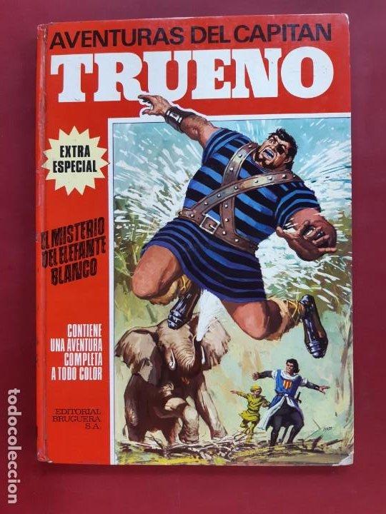 TRUENO COLOR ÁLBUM ROJO Nº 1 (Tebeos y Comics - Bruguera - Capitán Trueno)