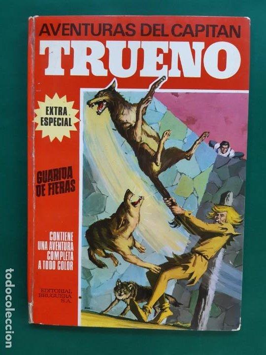 TRUENO COLOR ÁLBUM ROJO Nº 3 (Tebeos y Comics - Bruguera - Capitán Trueno)