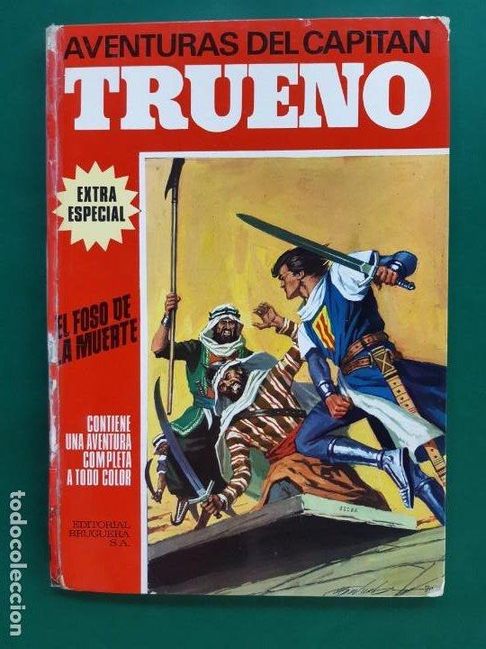 TRUENO COLOR ÁLBUM ROJO Nº 7 (Tebeos y Comics - Bruguera - Capitán Trueno)