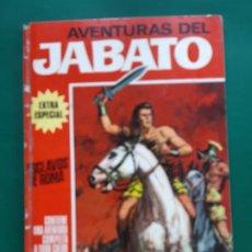 Tebeos: AVENTURAS DEL JABATO Nº 1 TOMO ROJO. Lote 196103016
