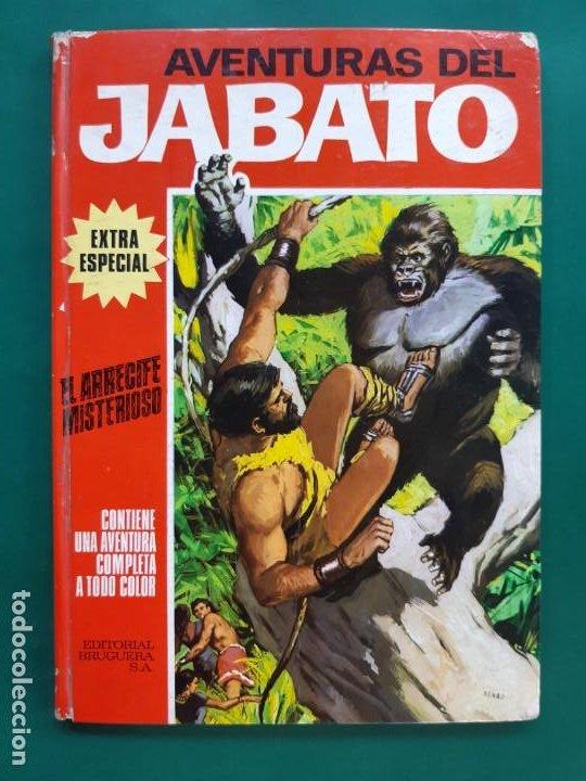 AVENTURAS DEL JABATO Nº 2 TOMO ROJO (Tebeos y Comics - Bruguera - Jabato)