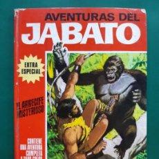 Tebeos: AVENTURAS DEL JABATO Nº 2 TOMO ROJO. Lote 196103125