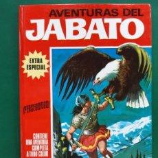 Tebeos: AVENTURAS DEL JABATO Nº 3 TOMO ROJO. Lote 196103246