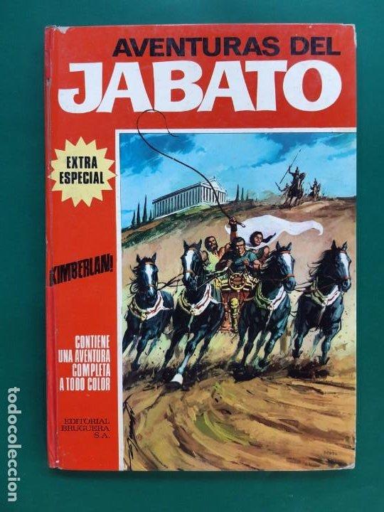 AVENTURAS DEL JABATO Nº 4 TOMO ROJO (Tebeos y Comics - Bruguera - Jabato)