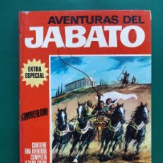 Tebeos: AVENTURAS DEL JABATO Nº 4 TOMO ROJO. Lote 196103311