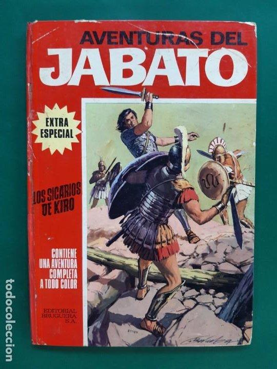 AVENTURAS DEL JABATO Nº 5 TOMO ROJO (Tebeos y Comics - Bruguera - Jabato)