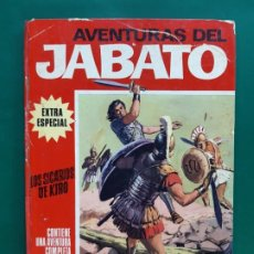 Tebeos: AVENTURAS DEL JABATO Nº 5 TOMO ROJO. Lote 196103391
