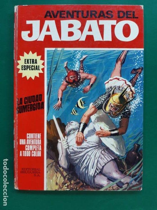 AVENTURAS DEL JABATO Nº 6 TOMO ROJO (Tebeos y Comics - Bruguera - Jabato)