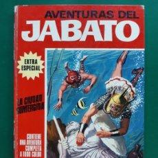 Tebeos: AVENTURAS DEL JABATO Nº 6 TOMO ROJO. Lote 196103488