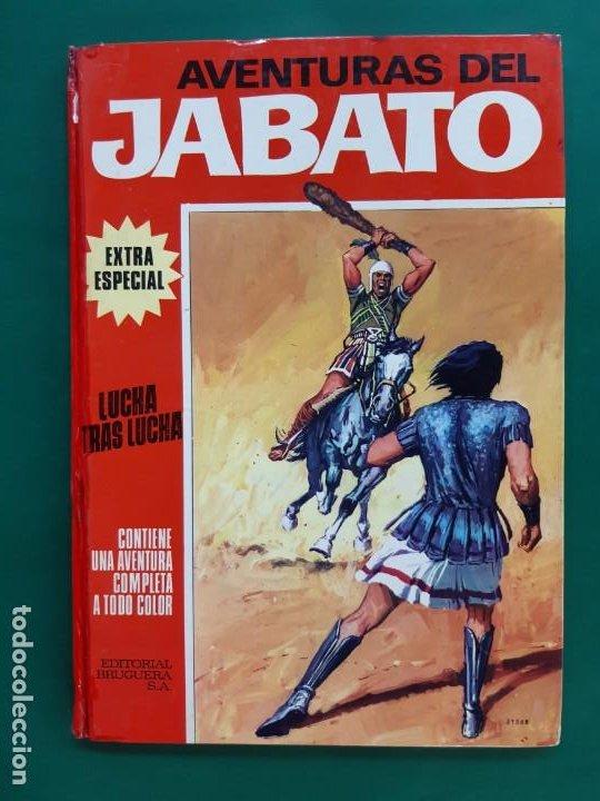 AVENTURAS DEL JABATO Nº 7 TOMO ROJO (Tebeos y Comics - Bruguera - Jabato)