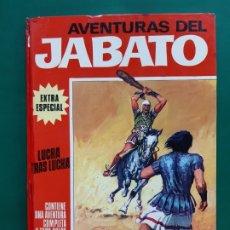 Tebeos: AVENTURAS DEL JABATO Nº 7 TOMO ROJO. Lote 196103595