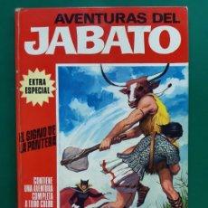Tebeos: AVENTURAS DEL JABATO Nº 8 TOMO ROJO. Lote 196103671