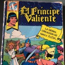 Tebeos: 'EL PRINCIPE VALIENTE', Nº 28. COLECCIÓN CLÁSICOS BRUGUERA. 164 PÁGINAS. TAMAÑO BOLSILLO.. Lote 196155818