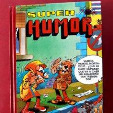Tebeos: SUPER HUMOR Nº11-2º EDICION-1990. Lote 196206957