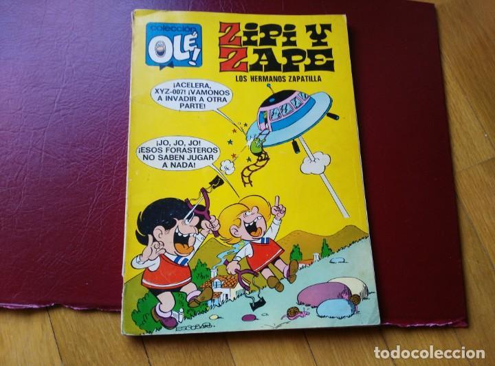 OLE 48 1ª EDICIÓN 1971 CON FALTAS. UNO DE LOS MÁS DIFÍCILES (Tebeos y Comics - Bruguera - Ole)
