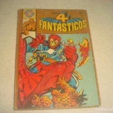 Tebeos: LOS 4 FANTASTICOS N. 11 . POCKET DE ASES.. Lote 196231780