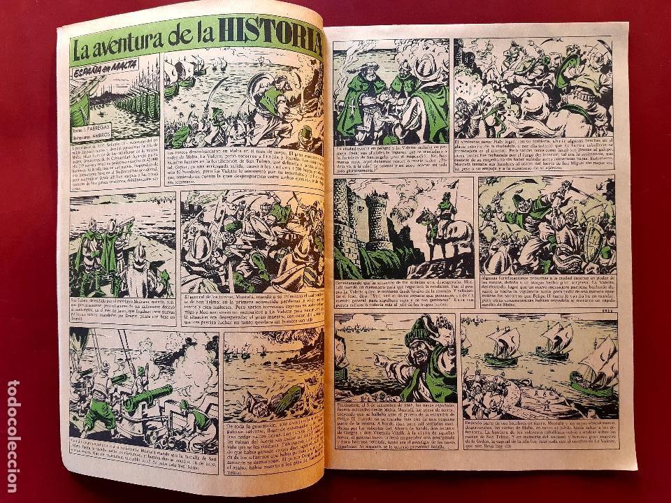 Tebeos: PULGARCITO Nº 1760 AMBROS ESPAÑA EN MALTA Y S.KING VER FOTOS - Foto 3 - 196291063