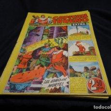 Livros de Banda Desenhada: RESERVADO.- ----LOTE 10 TEBEOS NUMEROS EXTRA, PRIMERA EPOCA, AÑO I, NUMEROS 2. Lote 196447337