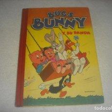 Tebeos: BUGS BUNNY Y SU PANDA, TOMO 1 . Lote 196484993