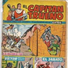 Tebeos: EL CAPITAN TRUENO EXTRA NUM 306 - ORIGINAL. Lote 196515407