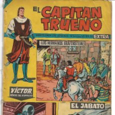 Tebeos: EL CAPITAN TRUENO EXTRA NUM 309 - ORIGINAL. Lote 196515475
