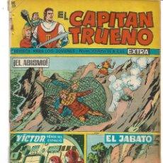 Tebeos: EL CAPITAN TRUENO EXTRA NUM 312 - ORIGINAL. Lote 196515587